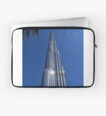 Burj Khalifa Dubai Mall, Dubai Laptop Sleeve