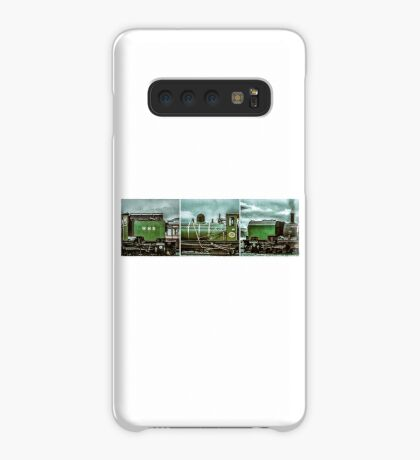 Steam in Wales  Case/Skin for Samsung Galaxy