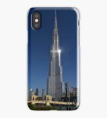 Burj Khalifa Dubai Mall, Dubai iPhone Case/Skin