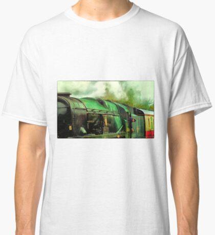 Green Steam again Classic T-Shirt