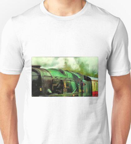 Green Steam again T-Shirt