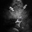 Playing into the light No 2 by Joseph Darmenia