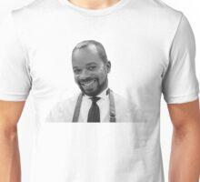 Geoffrey, the fresh prince Unisex T-Shirt