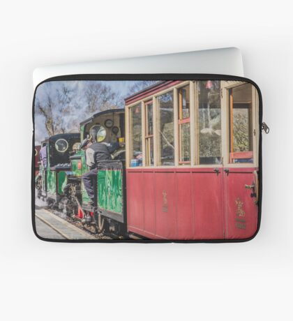 The Snowdonian 2015 by Lizzie Weir  Laptop Sleeve