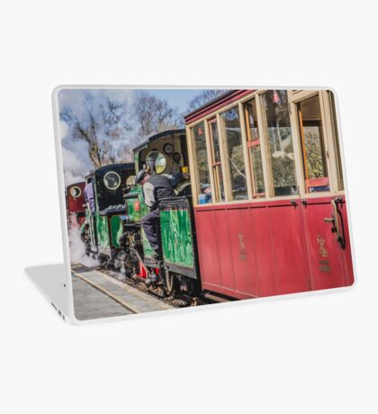 The Snowdonian 2015 by Lizzie Weir  Laptop Skin