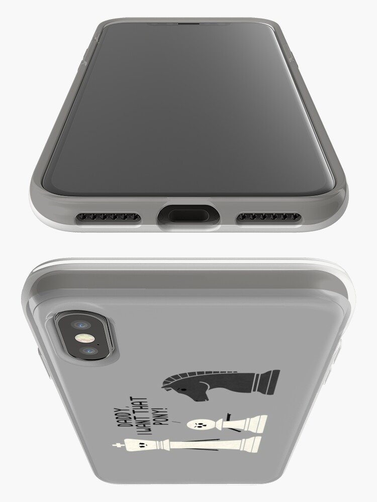 Alternate view of Pony iPhone Cases & Covers