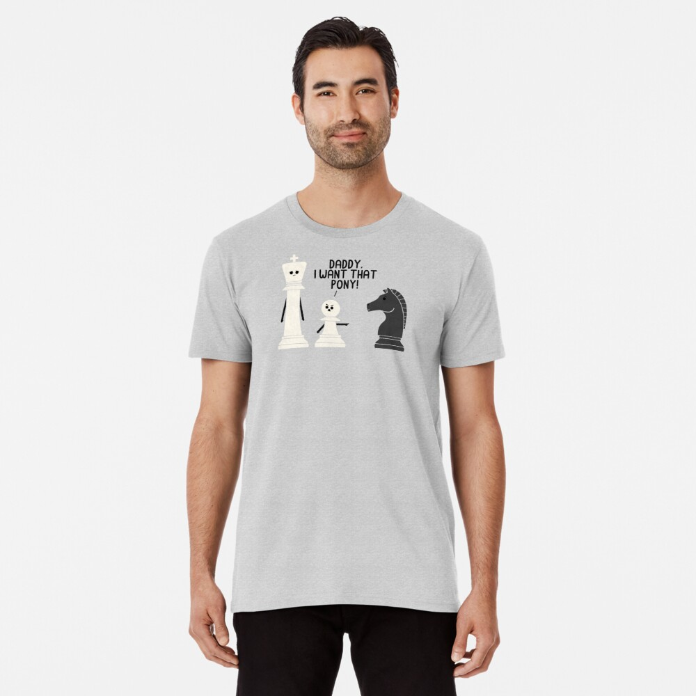 Pony Premium T-Shirt