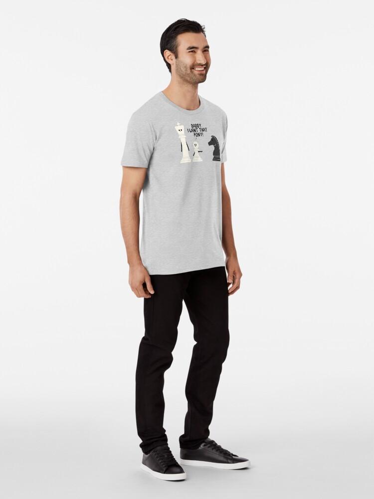 Alternate view of Pony Premium T-Shirt