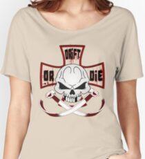 Drift or Die Women's Relaxed Fit T-Shirt
