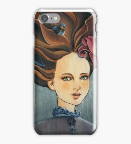 Lucinda iPhone Case/Skin