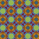 Pop Circles Squared by BigFatArts