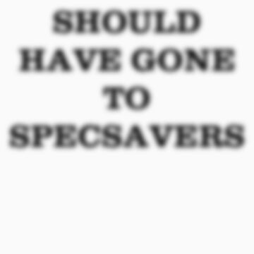 Specsavers by Gosy