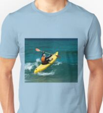 I will win the wave Unisex T-Shirt