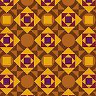 Circle Squares by BigFatArts