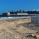 Beach at Queenscliff, Victoria by brendanscully
