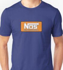 Camiseta unisex NOS Nitrous Logotipo