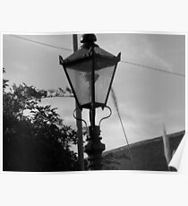 Lampost Poster