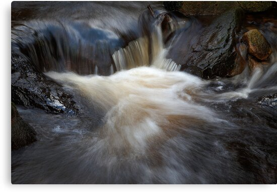 moving waters by David Milnes