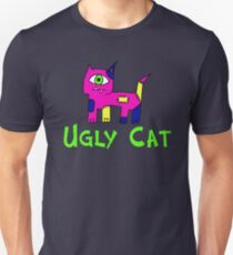 Ugly Cat (Girl) T-Shirt