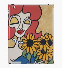Wildago's Sunflower Pearl iPad Case/Skin