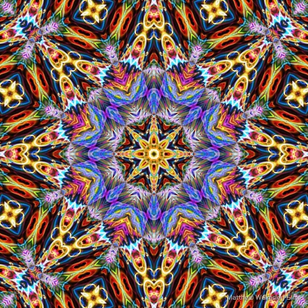 Kaleidoscope Challenge by Matthew Walmsley-Sims