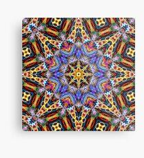 Kaleidoscope Challenge Metal Print
