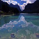 Lago di Dobbiaco by Antonio Zarli