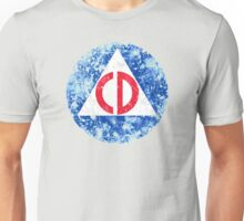 Civil Defense Emblem Unisex T-Shirt
