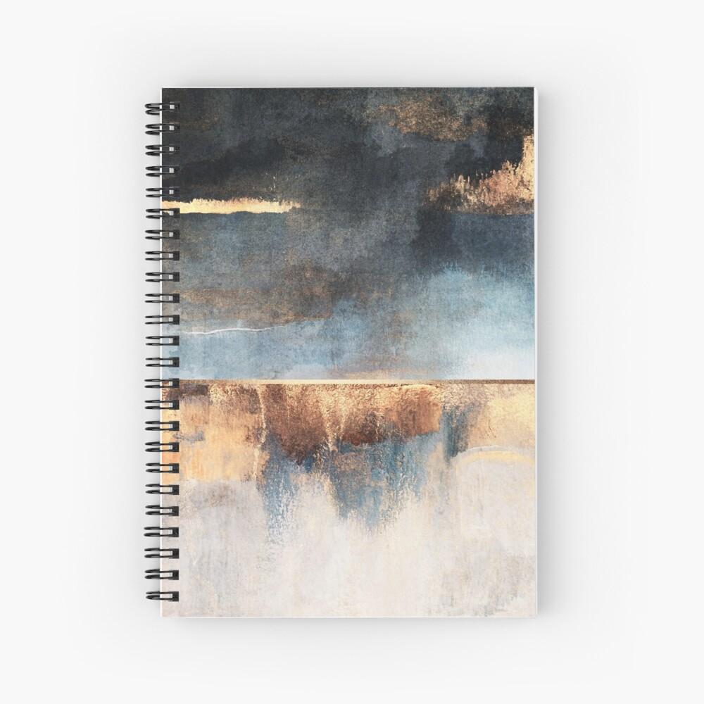 Storm Spiral Notebook