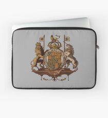 Heraldry Laptop Sleeve