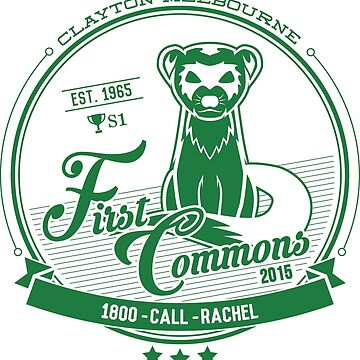 First Commons Collection by foreverchildish