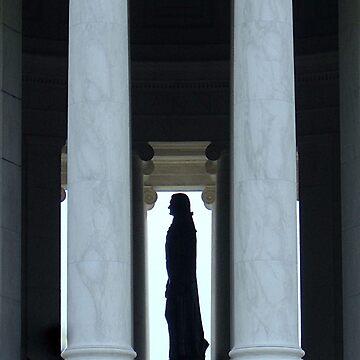 Thomas Jefferson  by czaplewski