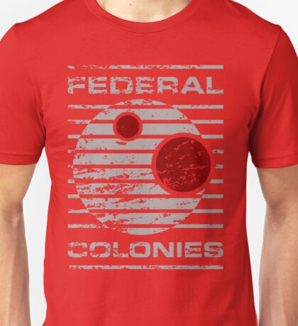 Federal Colonies T-Shirt