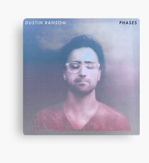 Dustin Ransom - Phases (Original Album Art) Canvas Print