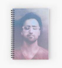Dustin Ransom - Phases (Original Album Art) Spiral Notebook