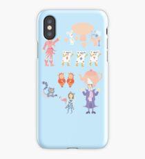 Weird Wacky Wonderful Wonderland iPhone Case/Skin