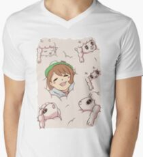 Wooloo V-Neck T-Shirt