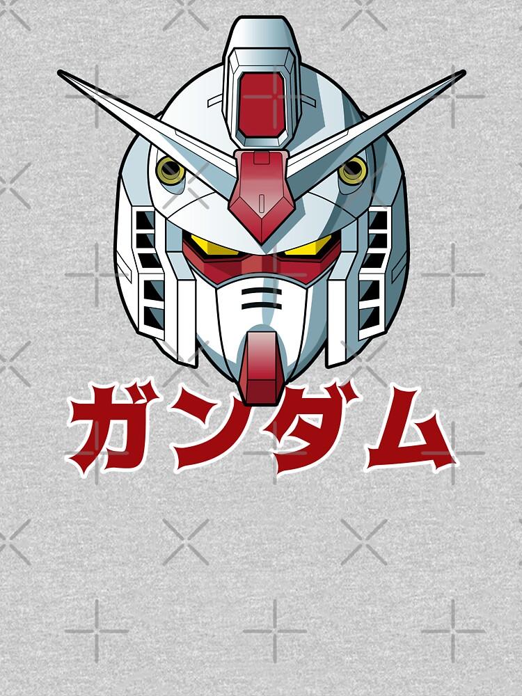 Gundam RX-78 by VanHand