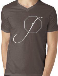 fstop Mens V-Neck T-Shirt