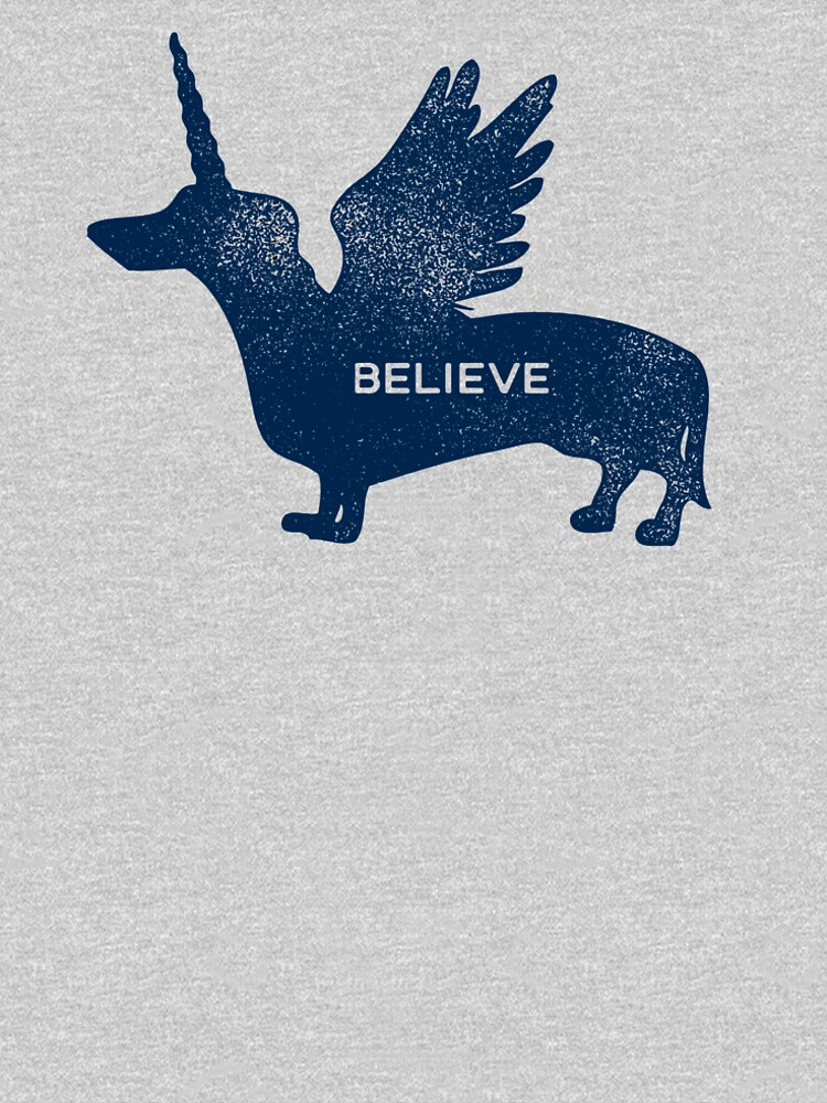 Believe (Pegaweenicorn) by LemonIceDesigns