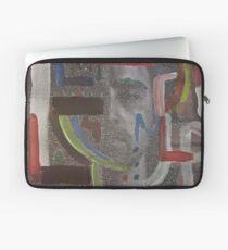 Dustin Ransom - Thread On Fire (Original Album Art) Laptop Sleeve