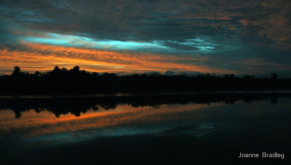 A Turquoise Sky by Joanne  Bradley