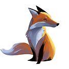 Red Fox by Jose Ochoa