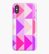 pink vectors iPhone Case/Skin