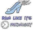 Run like its Midnight by clovido