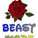 Beast Mode by clovido