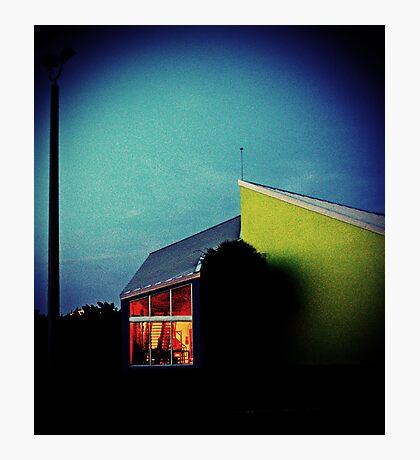 Good Night Moon  Photographic Print