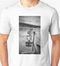 Boothbay Harbor Dock Unisex T-Shirt