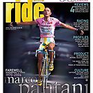 RIDE Cycling Review Issue 24 - Marco Pantani by RIDEMedia