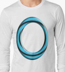 blue hole Long Sleeve T-Shirt